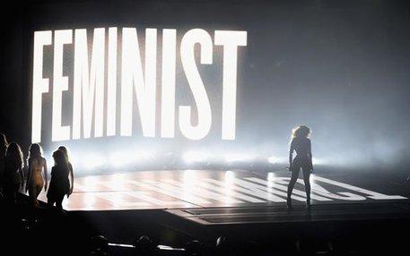 Manchmal muss man schon groß dazu schreiben, dass es sich hier jetzt um Feminismus handelt