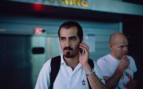 Bassel Khartabil im Jahr 2010 in Korea. Da konnte er sich noch frei bewegen und sogar ins Ausland reisen. 2012 wurde er dann verhaftet, seither mehrmals umverlegt und im Oktober 2015 an einen unbekannten Ort gebracht