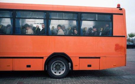 Nicht alle pilgern so bequem. Viele Polen legen auch Hunderte Kilometer zu Fuß zurück, um in den Wallfahrtsort Jasia Góra zu gelangen