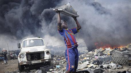 Elektroschrott Ghana