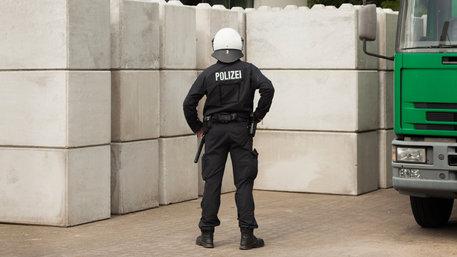Hamburger Polizist
