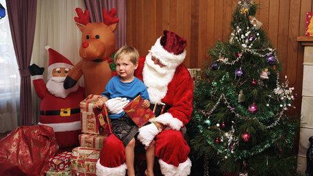 Weihnachten, Geschenke