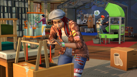Sims, Nachhaltigkeit