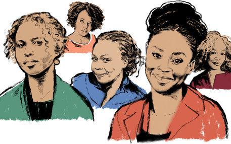 Afrikanische Schriftstellerinnen