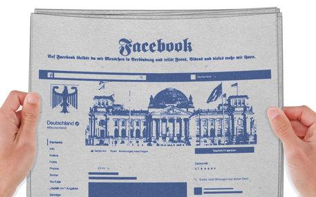 Facebook Zeitung