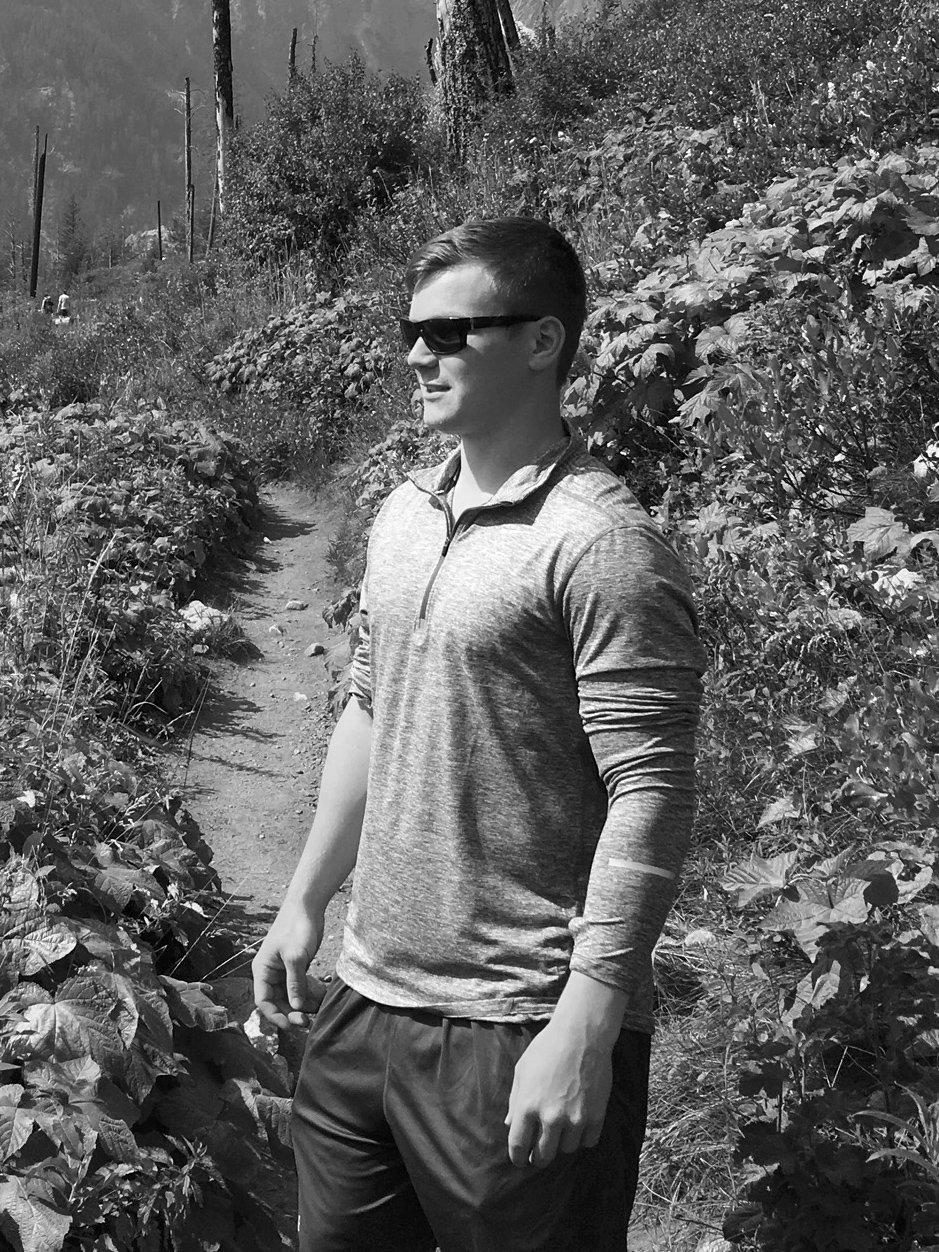 Thomas ist 22 und studiert Politikwissenschaften an einem kleinen College in Upstate New York