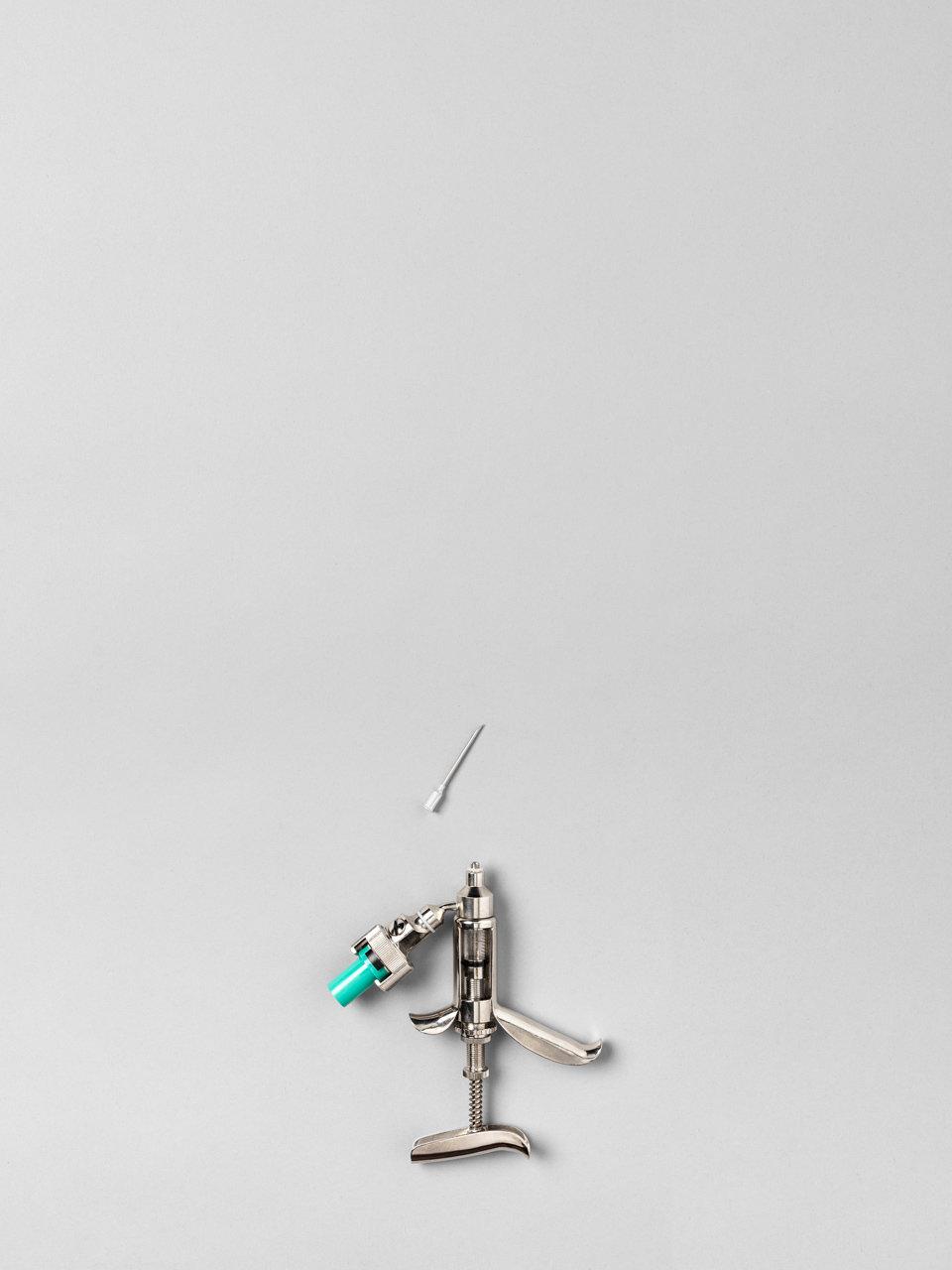 Injektionsspritze