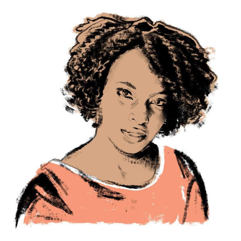 Yvonne Adhiambo Owuor.
